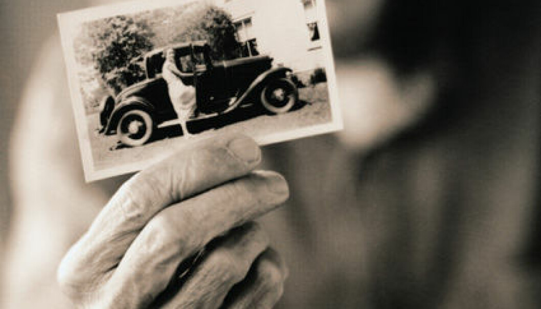 """""""Gode minner og troen på at man en gang treffes igjen, kan lette sorgen etter dødsfallet. (Illustrasjonsfoto)"""""""