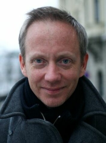 Professor Dag Øistein Endsjø. (Foto: Walter Wehus)