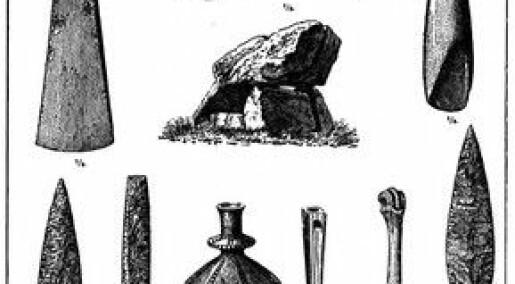 Var livet i steinalderen fredelig likevel?
