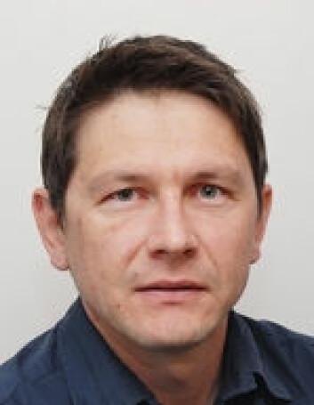 Harald Beneventi. (Foto: Alexander Foto)
