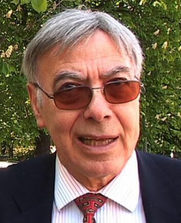 Mihály Lantos (Foto: Arnfinn Christensen, forskning.no)