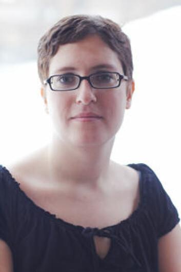 Suzanne Marti. (Foto: Annica Thomsson)