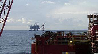 Fusjon tilpasset få og små oljefunn