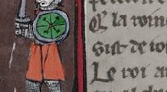 Lærte av franske riddere