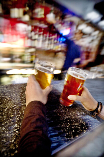 Flertallet av kommunene stenger før de må ifølge alkoholloven. (Illustrasjonsfoto: SIRUS/Nye bilder)