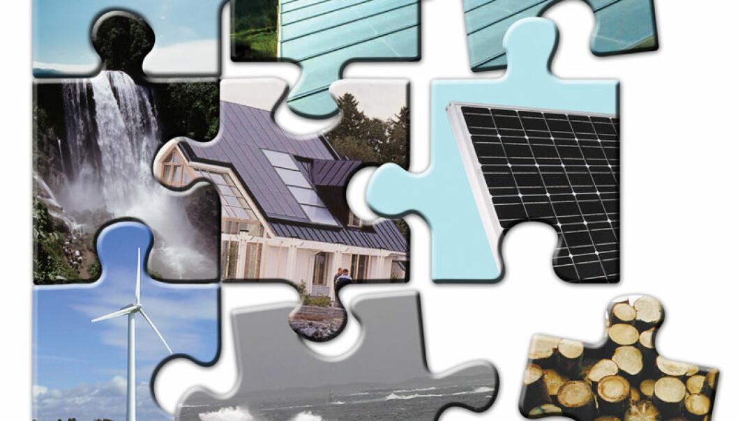 Skal gjøre grønn energi lønnsom