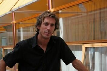 Berge Solberg. Foto: Lise Ekern