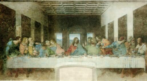 Jesu siste måltid har vokst og vokst