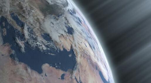 Kosmisk stråling inn i varmen