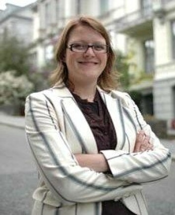 Det er ikke slik at de som rapporterer vekst klarer seg bedre enn dem som ikke gjør det, sier Marianne Skogbrott Birkeland, forsker ved NKVTS. (Foto: Åse Johanne Roti Dahl)