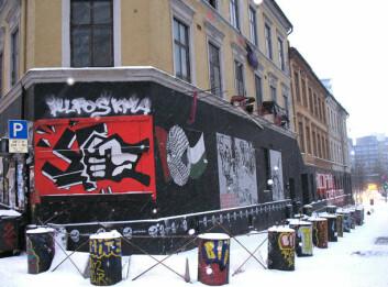 Blitz-huset. (Foto: Kjetil Ree/Wikimedia Commons)
