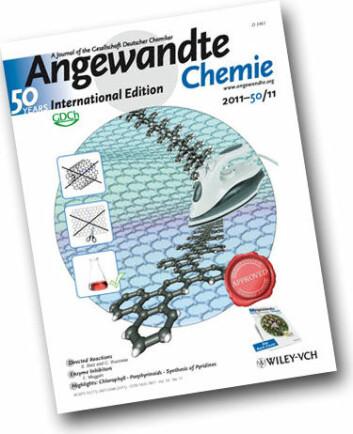 (Illustrasjon: Angewandte Chemie)