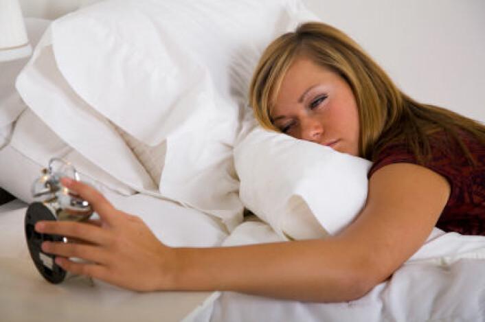 """""""Kronisk utmattelsessyndrom (ME) rammer ofte tenåringer. (Illustrasjonsfoto: iStockphoto)"""""""
