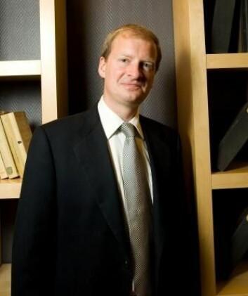 Professor Nicolai J. Foss, NHH. (Foto: Eivind Senneset)