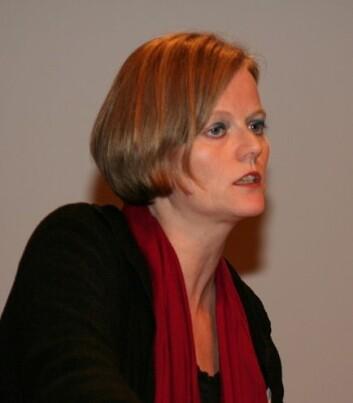 Karine Nyborg.