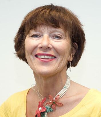 Professor Astrid Bergland. (Foto: Tomas Rolland)