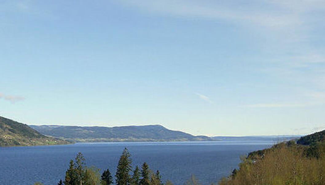Mjøsa. (Foto: Mahlum/Wikimedia Commons)