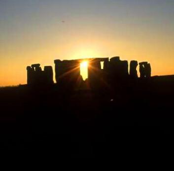 """""""Stonehenge."""""""