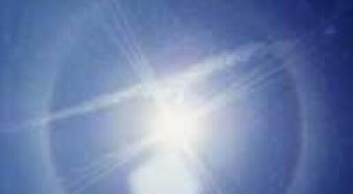 Sen påske gir sterk sol, sjekk UV-varsel!