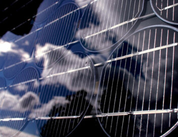"""Solceller kan forsyne Afrikas fattige med den energien de trenger. Foto: Nina Tveter/NTNU Info"""