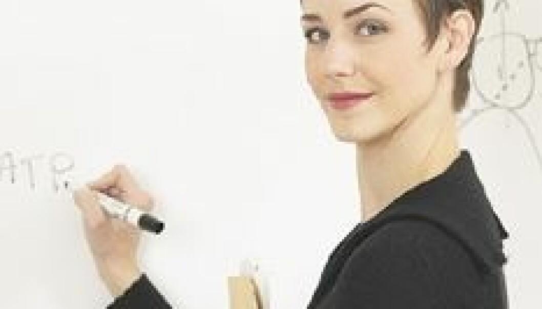 Kvinnelige professorer tjener mer