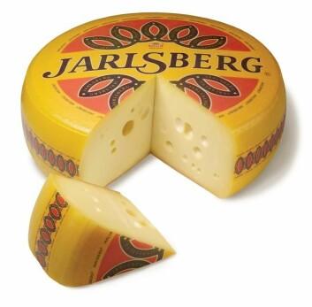 Jarslberg. (Foto: Tine)