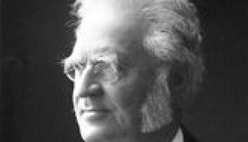 """""""Bjørnstjerne Bjørnson. (Foto: Wikimedia Commons)"""""""