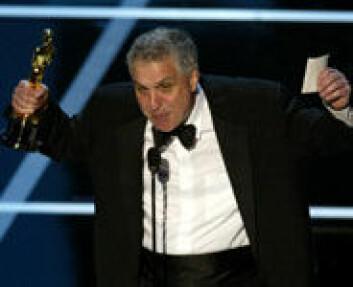 """""""Regissør Errol Morris på Oscarutdelingen. (Foto: oscar.com)"""""""