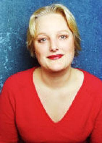 Forsker Selma Lyng. Foto: AFI