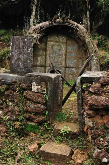 Toda-tempel. (Foto: Ketil Skogen)