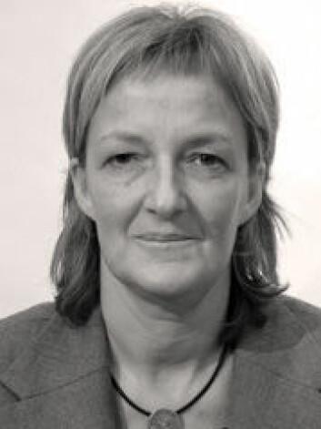 Universitetslektor Ingrid Lund ved Universitetet i Agder. (Foto: UiA)