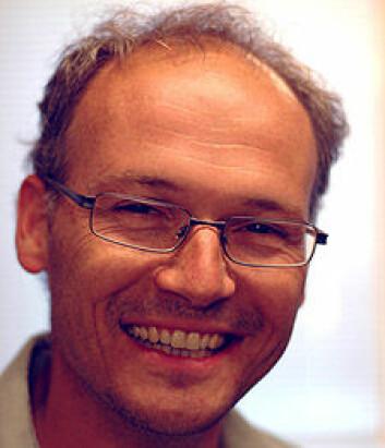 """""""Ulrich Technau, Sars-senteret Foto: Lars Holger Ursin."""""""