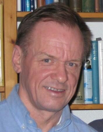 Karl-Arne Stokkan. (Foto: Privat)