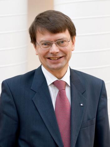BI-professor Torger Reve sjøsetter ny storsatsing for de maritime næringene.