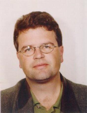 Hans Nordahl. (Foto: NTNU)