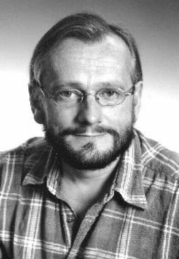 Professor Geir Hestmark ved UiO.