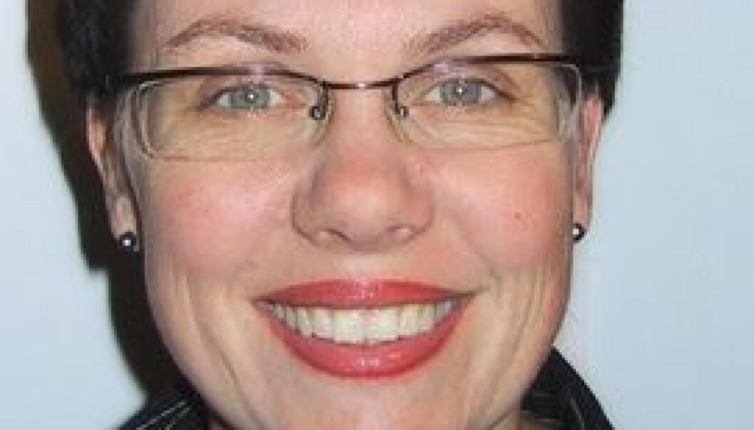 """""""Karina Hestad Skeie, religionshistoriker"""""""
