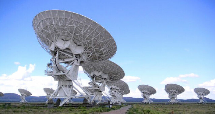 Very Large Array (Foto: Wikipedia)