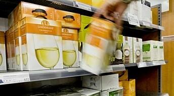 Mer alkohol med økt kjøpekraft