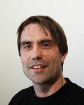 Axel West Pedersen. (Foto: Nova)