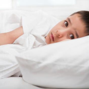 Søvnproblemer kan forverre atuismerelaterte symptomer. (Illustrasjonsfoto: iStockphoto)