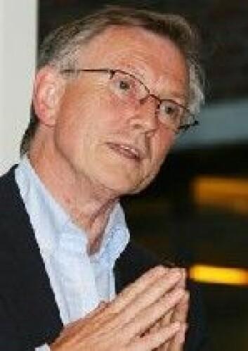 Arvid Hallén. (Foto: ISF)