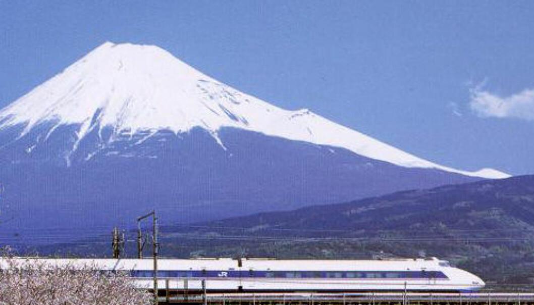Japan ut av hengemyra