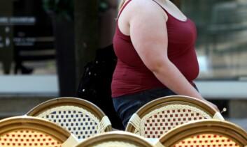 """""""Forsøkene antyder at jo mer overvektige kvinner er, jo mer alvorlige former for brystkreft er de i faresonen for å få. (Illustrasjonsfoto: www.colourbox.com) """""""