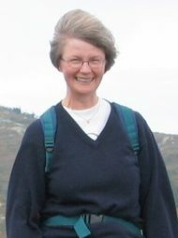 """""""Professor Helene Lampe (Foto:CEES/UiO)"""""""