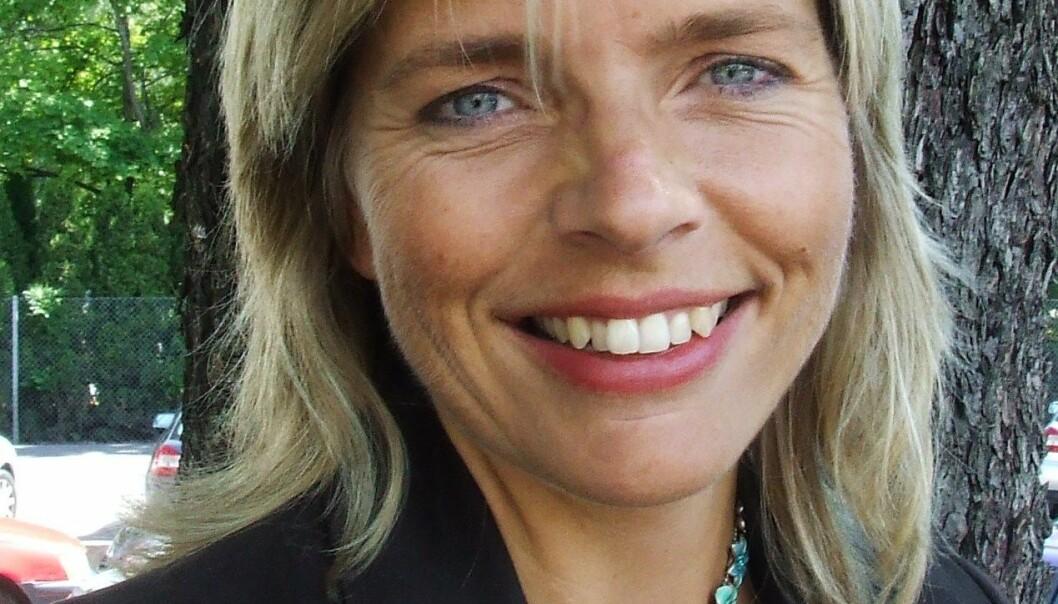 Carolina Øverlien (Foto: NKVTS)