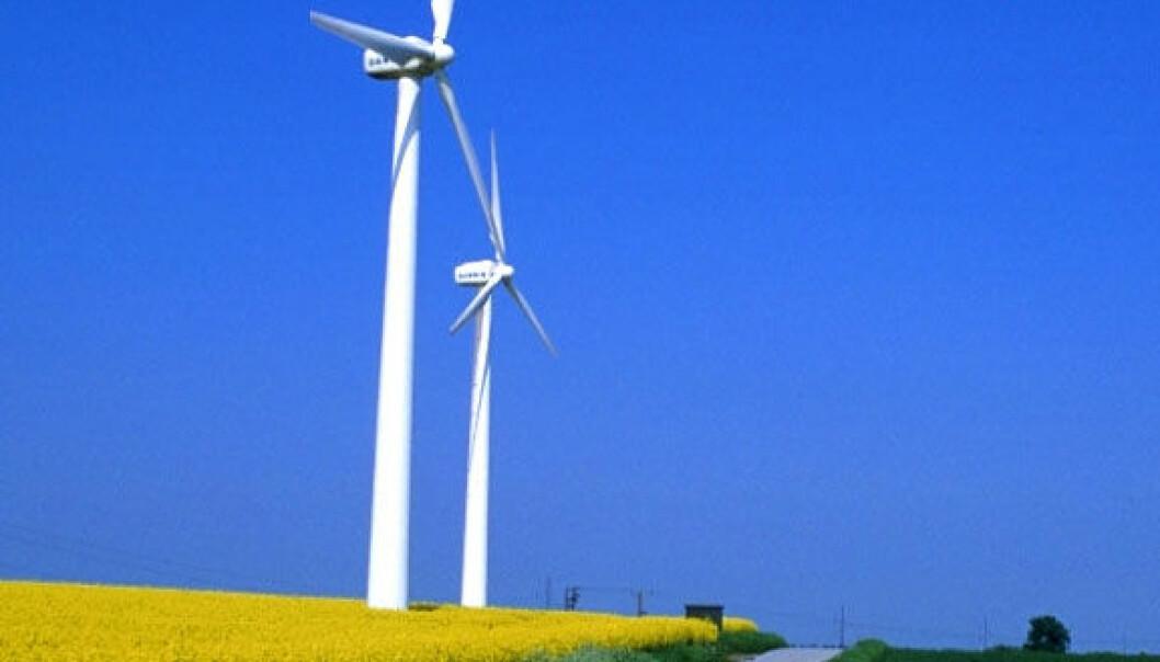 Drar til sjøs etter vindkraft