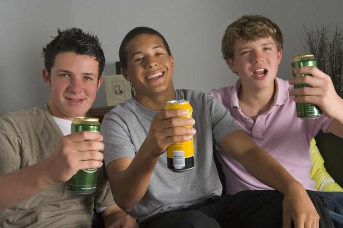 Hvordan henger tidlig alkoholdebut og alkoholisme sammen? Det er tema i en omfattende studie.