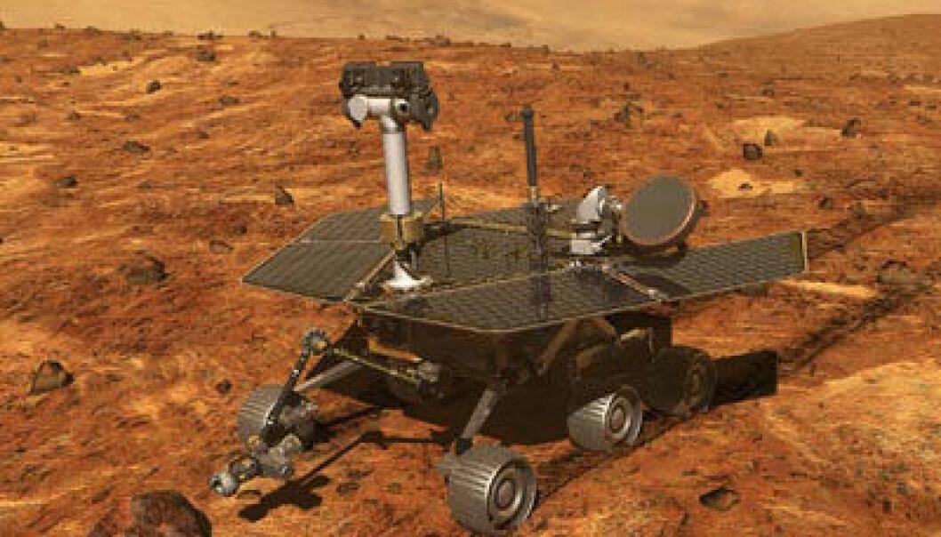 Mars-hopperen
