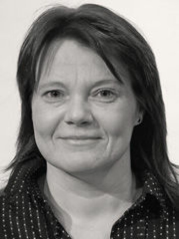 Førsteamanuensis Ellen Katrine Nyhus ved Universitetet i Agder. (Foto: UiA)